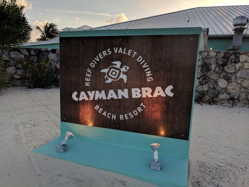 2019 - Cayman Brac Above Water